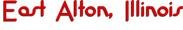East Alton business directory logo
